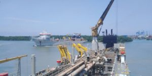 Cámara Marítima Ecuatoriana: 'El acceso es más ágil por el canal a los puertos de Guayaquil y toma menos tiempo'